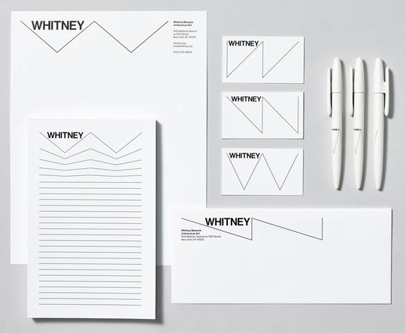 Whitney Logo and Identity