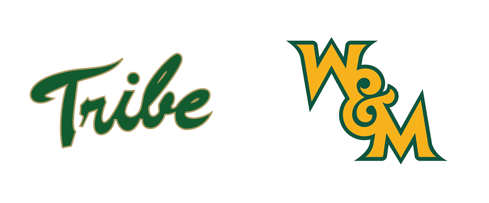 New Logos for William & Mary Athletics