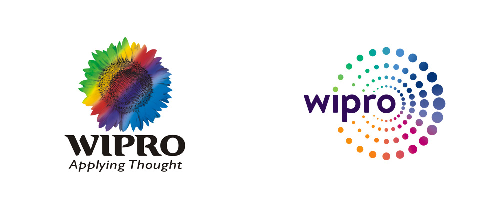 New Logo for Wipro