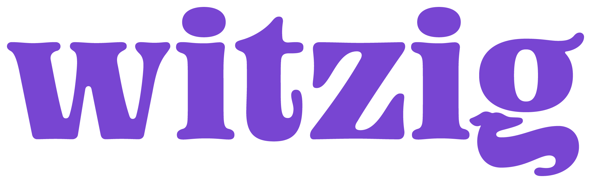 Brand New: New Logo and Identity for Witzig by ThoughtMatter