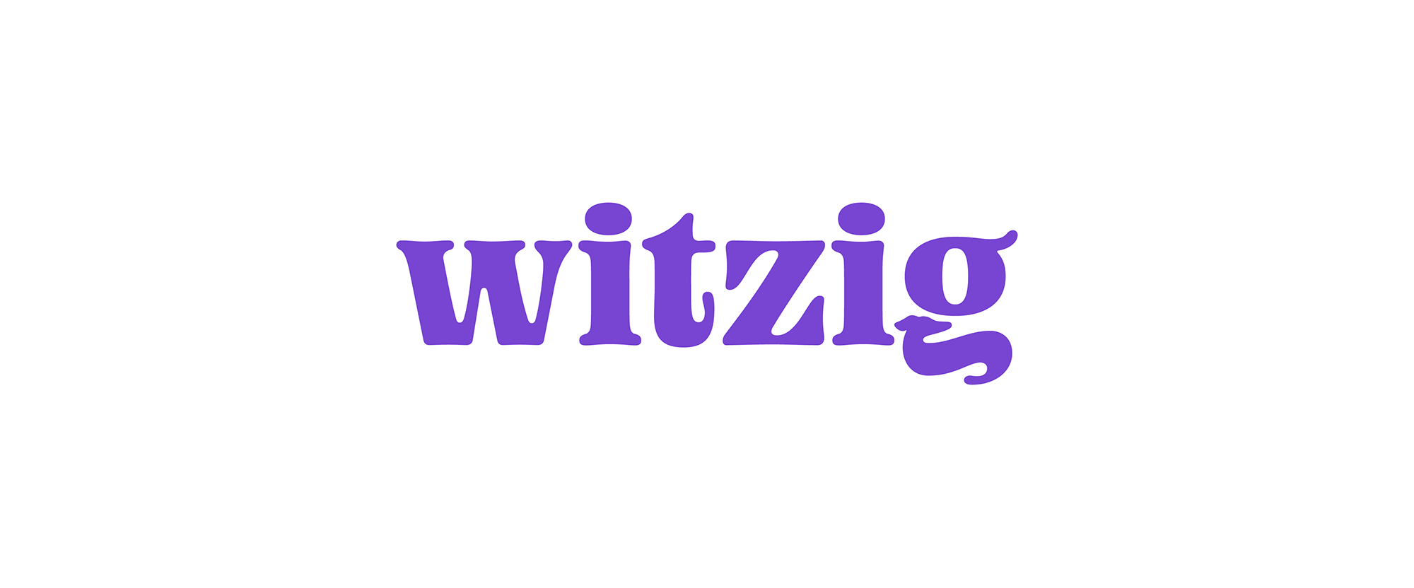 New Logo and Identity for Witzig by ThoughtMatter