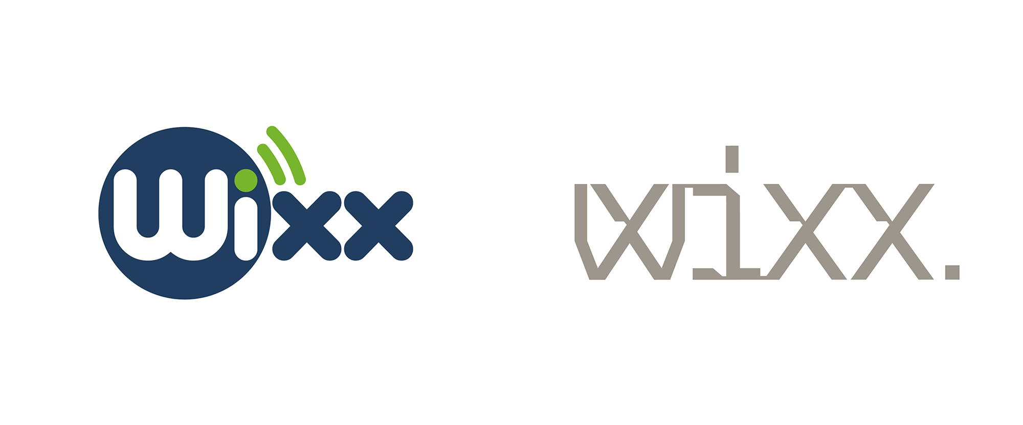New Logo and Identity for Wixx by BR/BAUEN