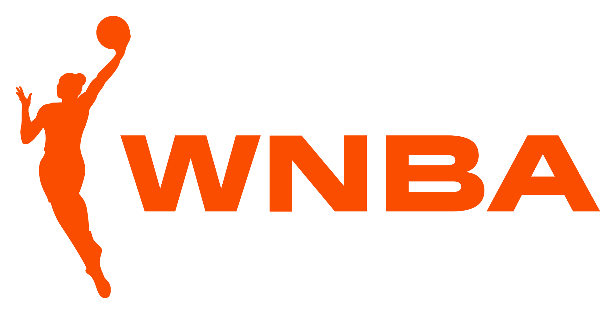 New Logo for WNBA by Sylvain Labs