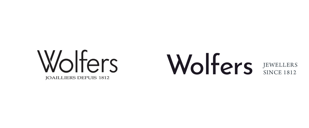 New Logo for Wolfers by Feelink Studio