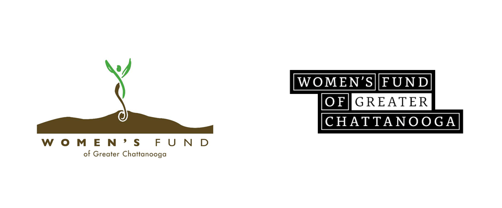 New Logo and Identity for Women's Fund of Greater Chattanooga by D+J