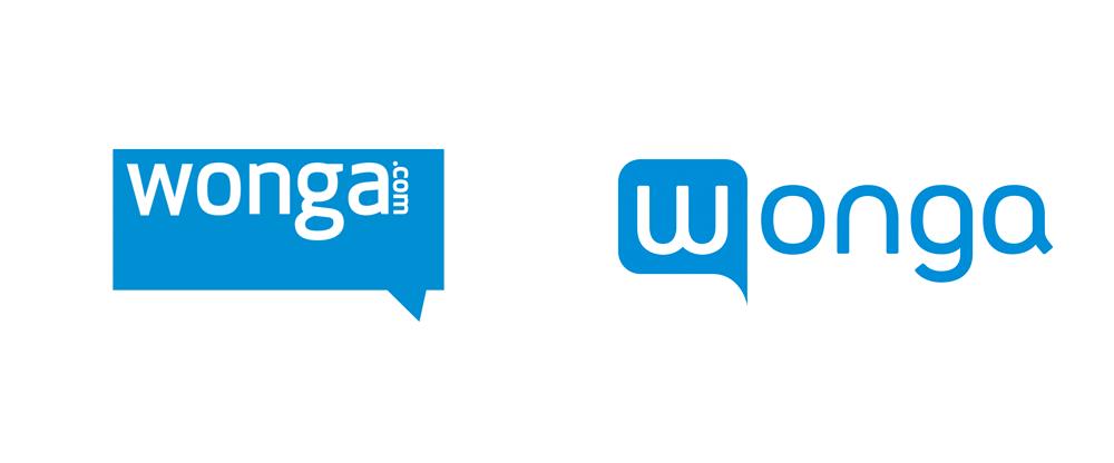 New Logo for Wonga