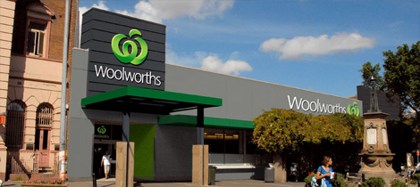 Woolworth's Application