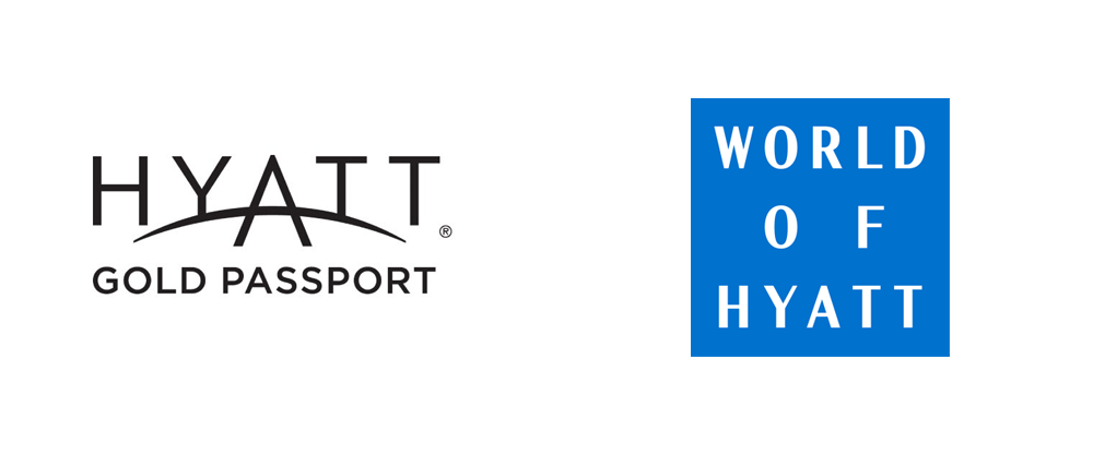 New Logo and Identity for World of Hyatt by Wolff Olins