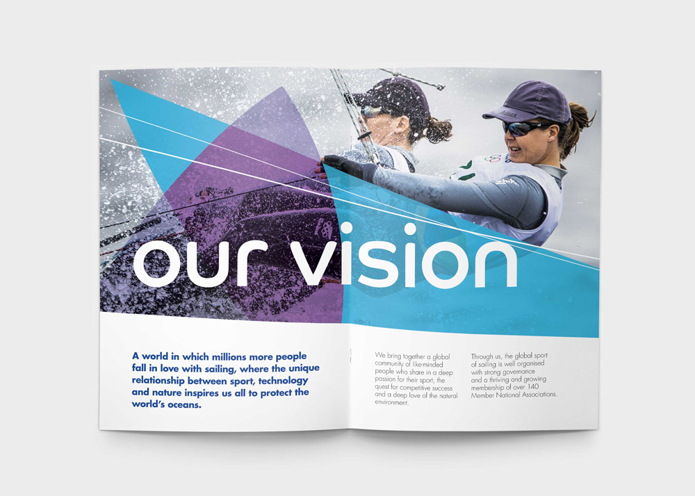 New Logo and Identity for World Sailing by rbl