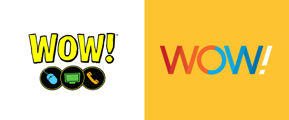 New Logo for WOW!