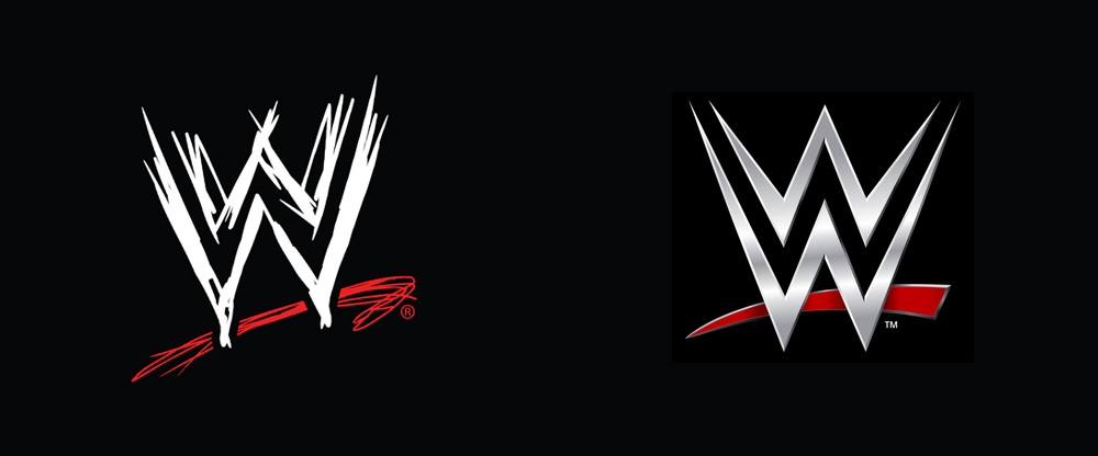 New Logo for WWE