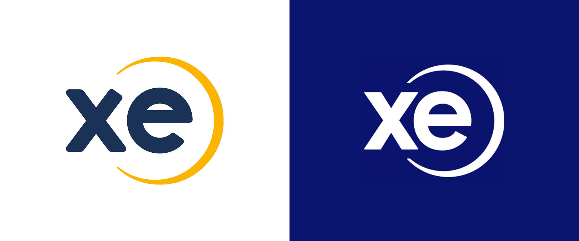New Logo and Identity for Xe by SomeOne