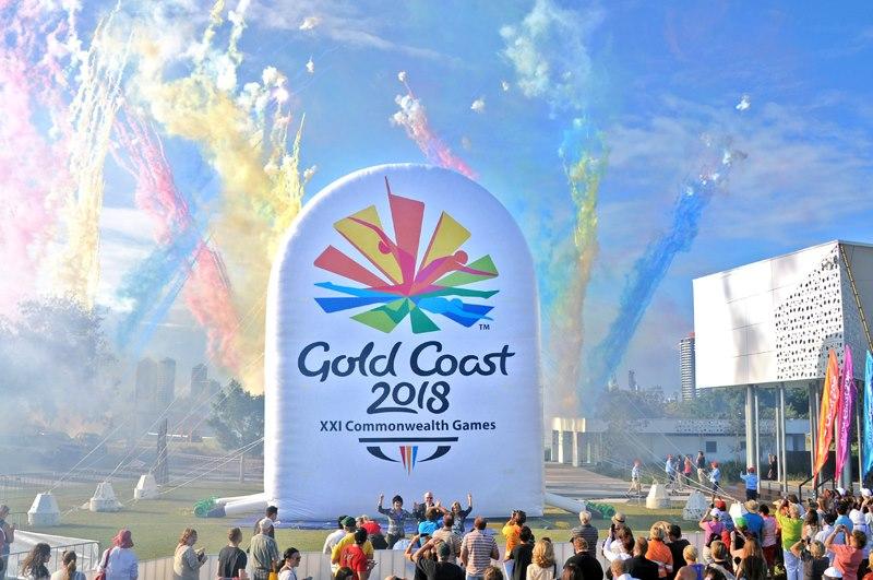 2018 Commonwealth Games Logo