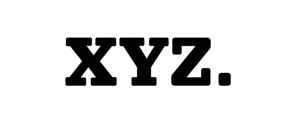 New Logo for XYZ Type by Topos Graphics