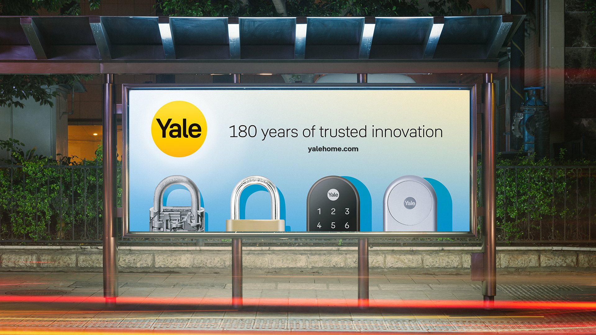 New Logo and Identity for Yale by GW+Co