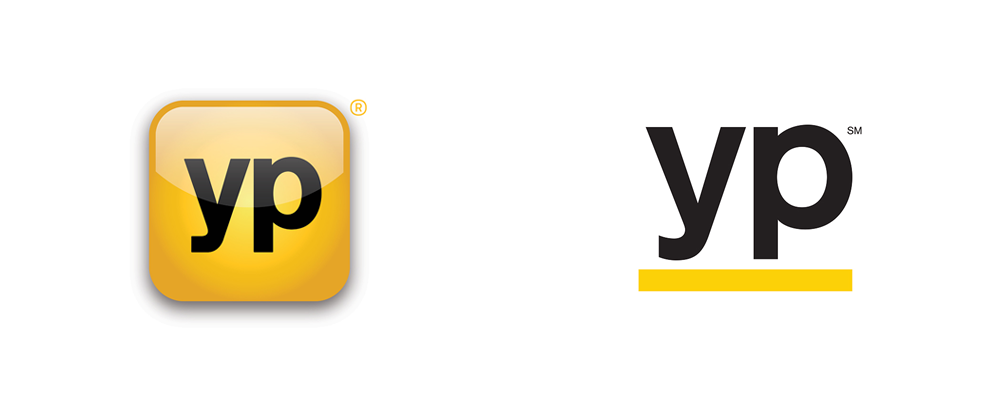 New Logo and Identity for YP by Interbrand