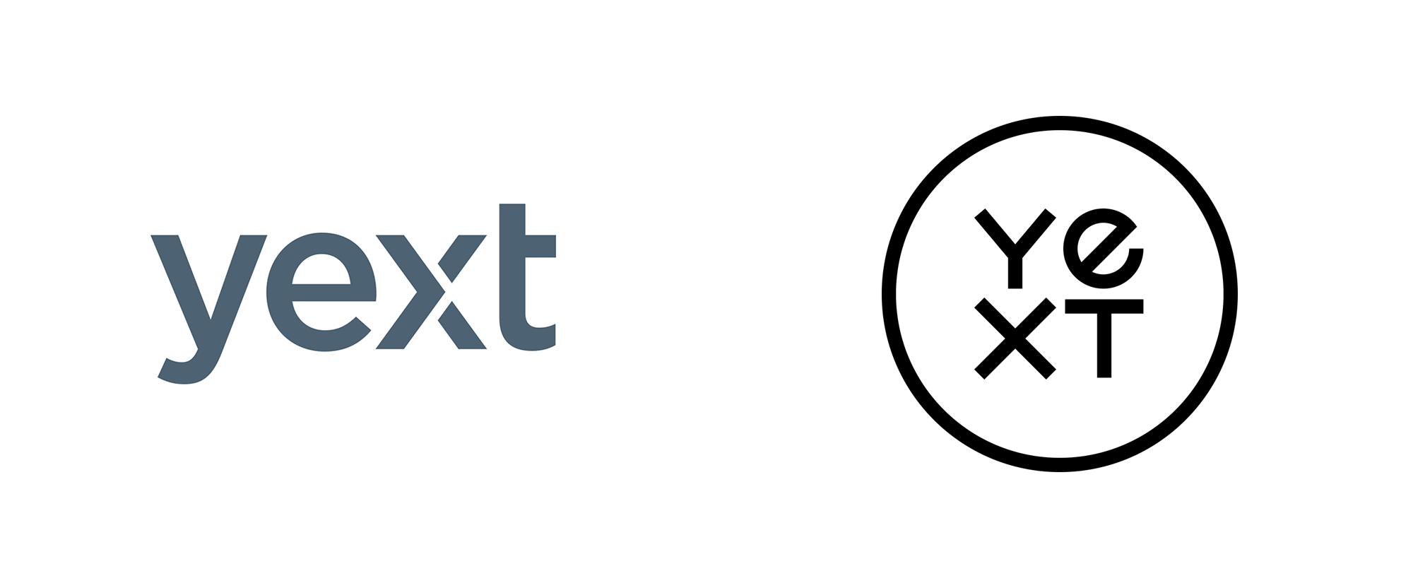 New Logo for Yext