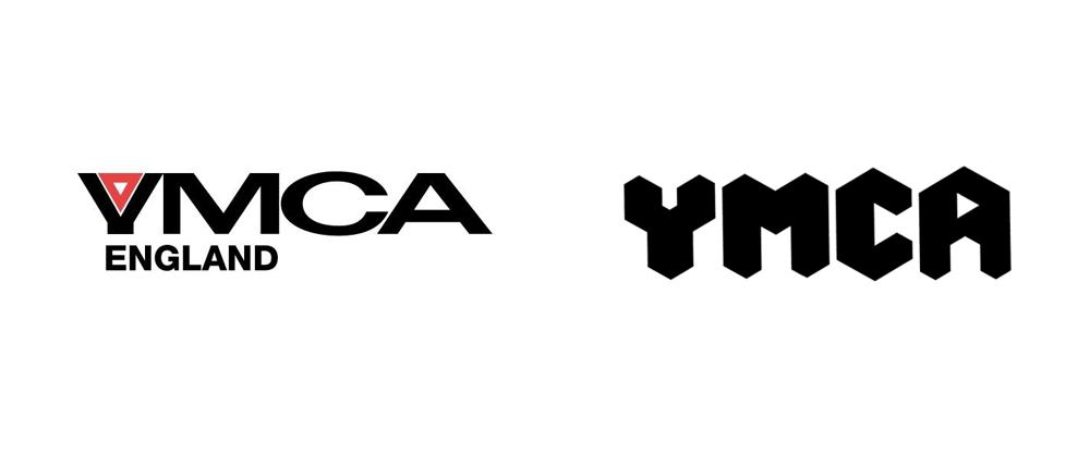 New Logo and Identity for YMCA of England by ArthurSteenHorneAdamson