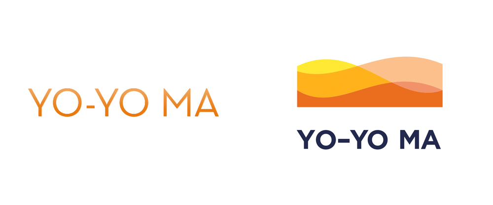 New Logo for Yo-Yo Ma by Lauren Jochum