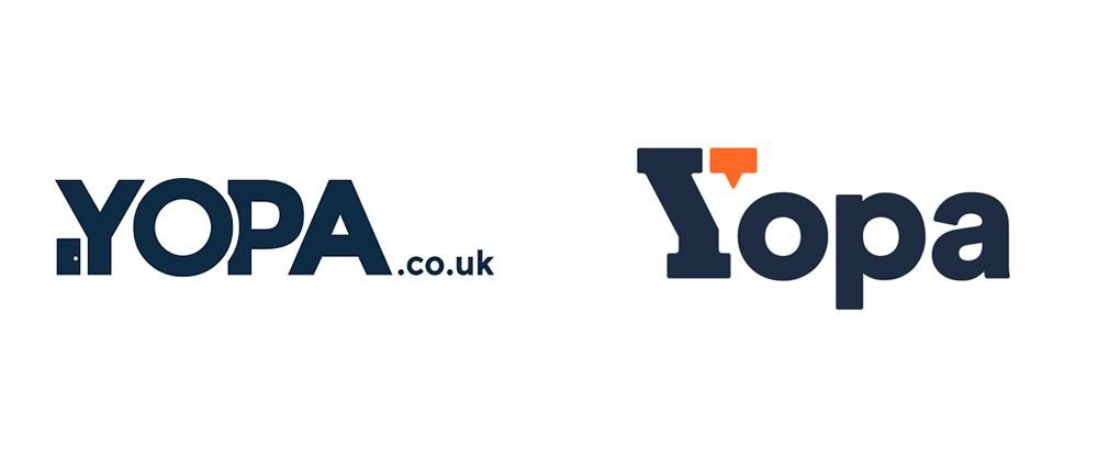 New Logo and Identity for Yopa by SomeOne