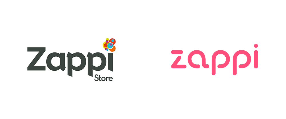New Logo for Zappi by Blue State Digital