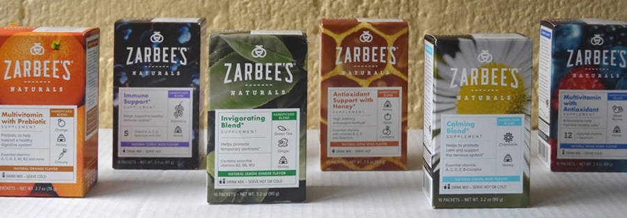 New Logo and Packaging for Zarbee's Naturals by Ogilvy Redworks