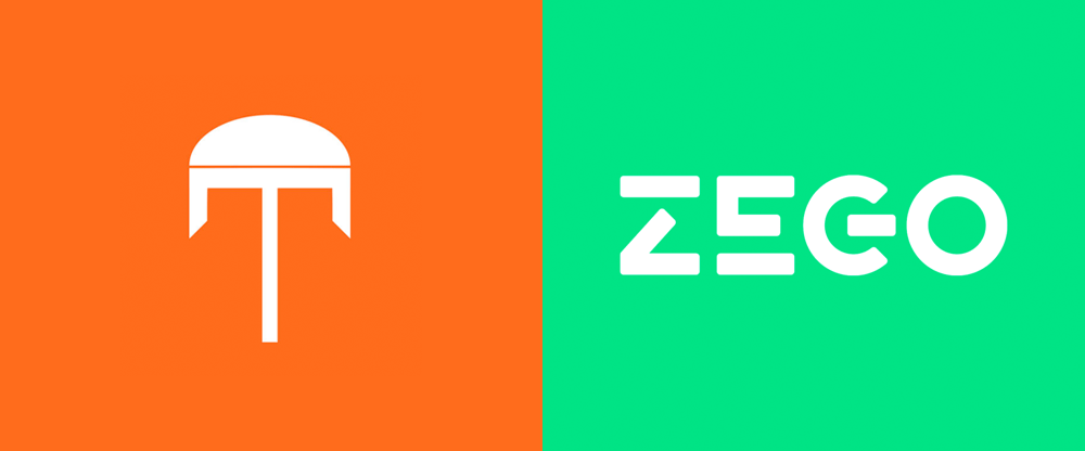 New Logo and Identity for Zego by Ragged Edge