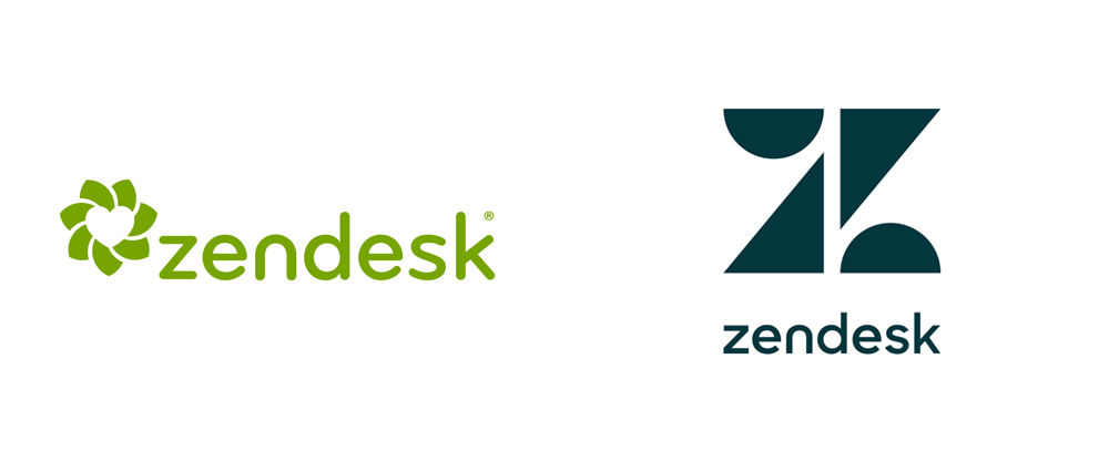 New Logo for Zendesk done In-house