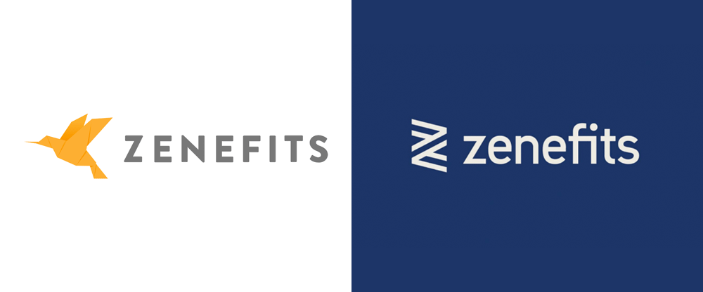 New Logo for Zenefits