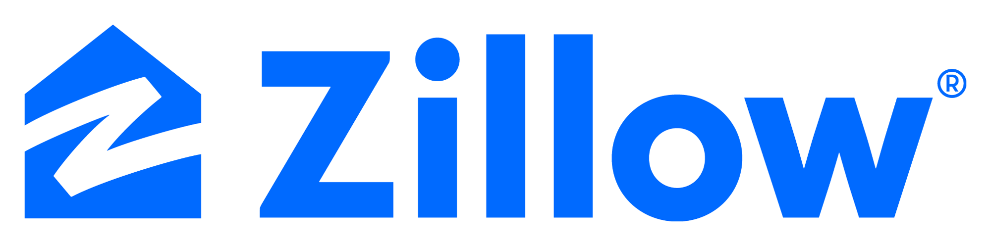 New Logo for Zillow