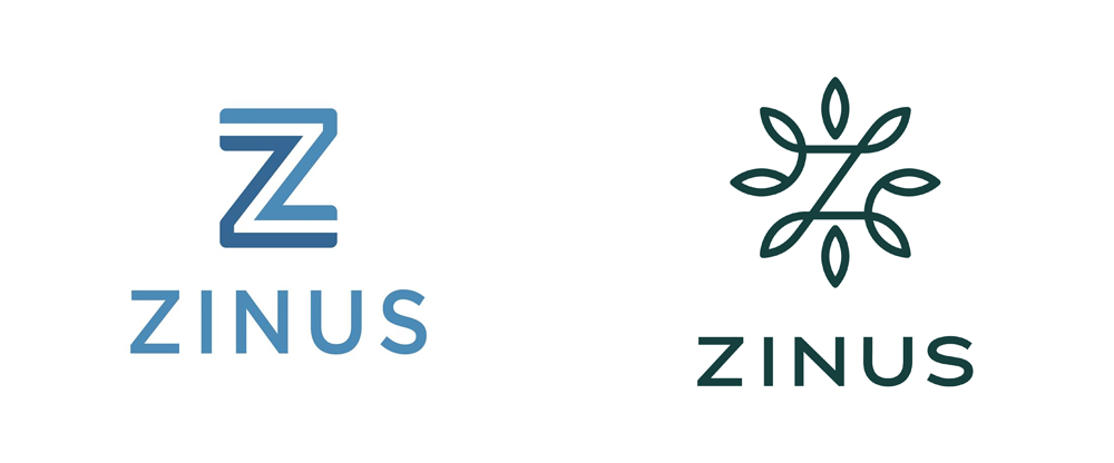 New Logo, Identity, and Packaging for Zinus by Jack Morton and Stout