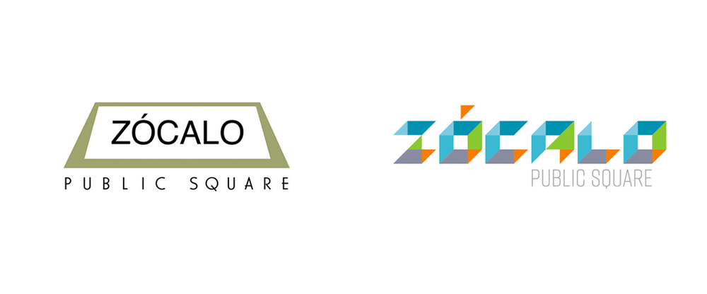New Logo and Identity for Zócalo Public Square by 344 Design