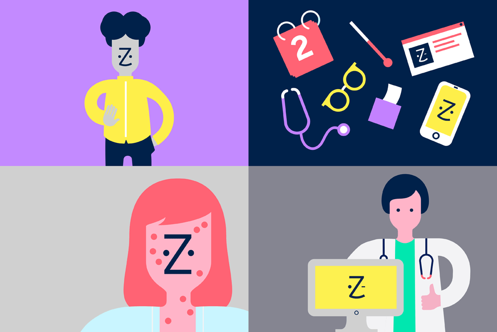 New Logo and Identity for Zocdoc by Wolff Olins