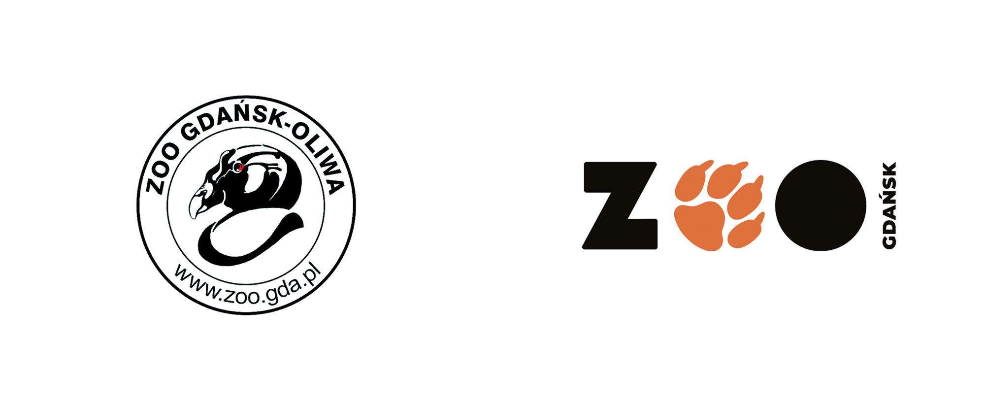 New Logo and Identity for Zoo Gdańsk by TOFU Studio