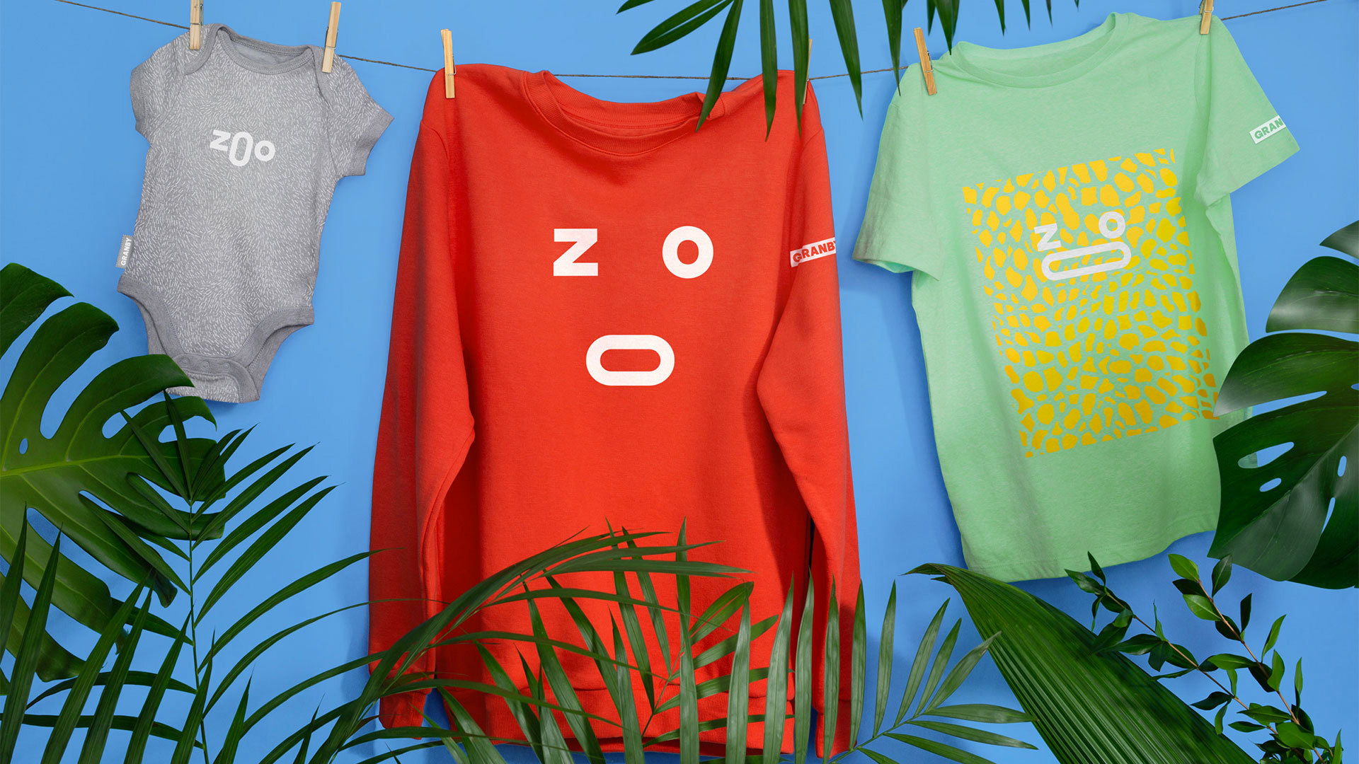 New Logo and Identity for Zoo de Granby by lg2