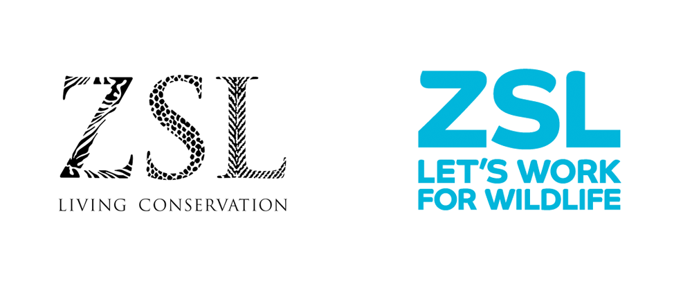 New Logo for Zoological Society of London