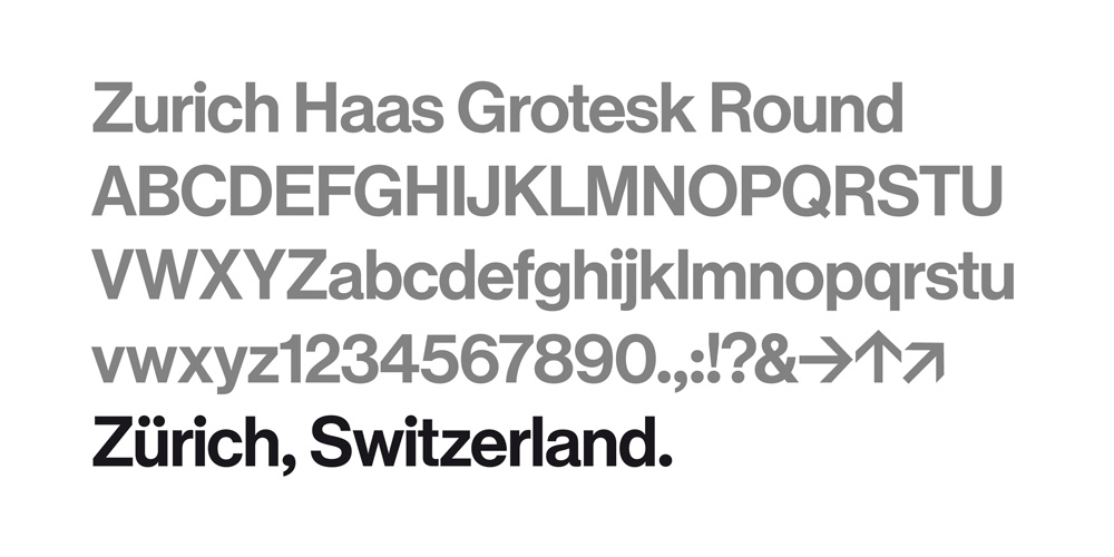 New Logo and Identity for Zürich Tourism by Studio Marcus Kraft