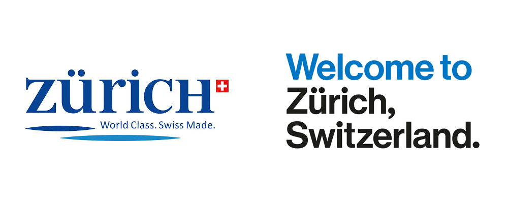 New Logo and Identity for Zürich Tourism by Studio Marcus Kraft