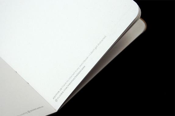 Brand New Sketchbook