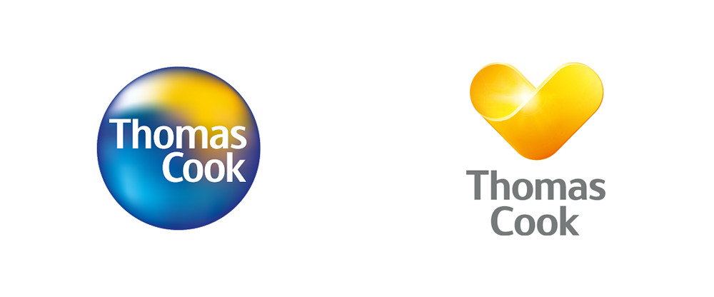 brand new new logo for thomas cook