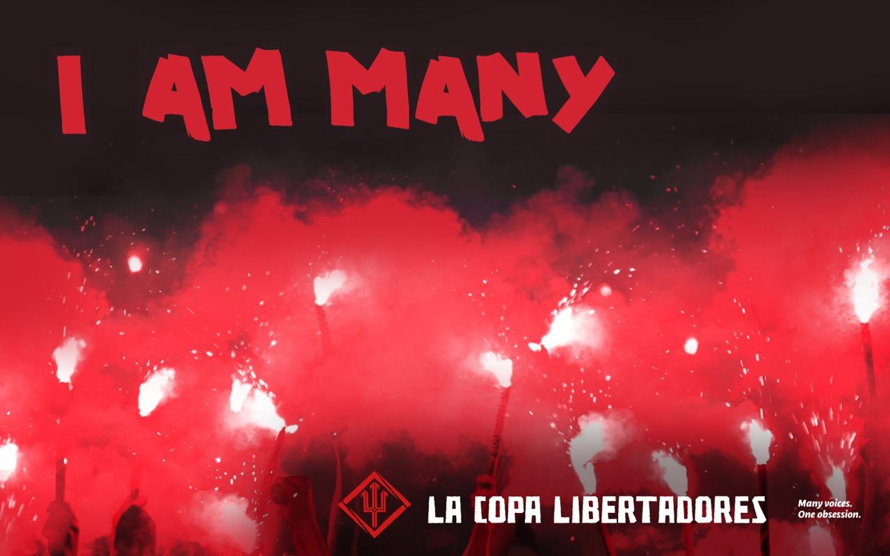 La Copa Libertadores Concept Brand