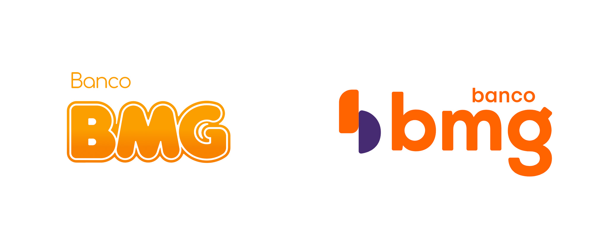 New Logo for Banco Bmg