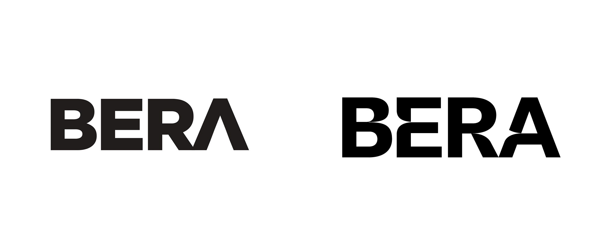 New Logo and Identity for BERA by How & How