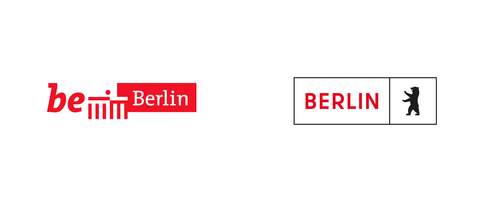 New Logo and Identity for State of Berlin by Jung von Matt
