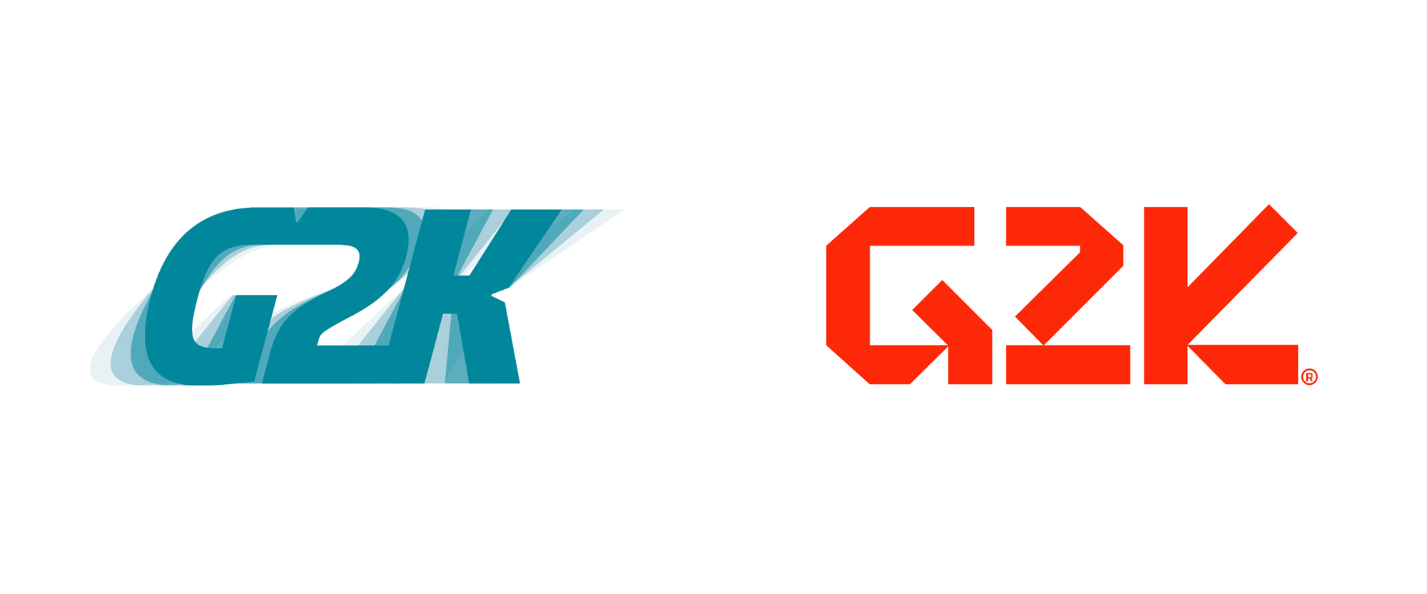 New Logo and Identity for G2K by CRU Brand Consultancy