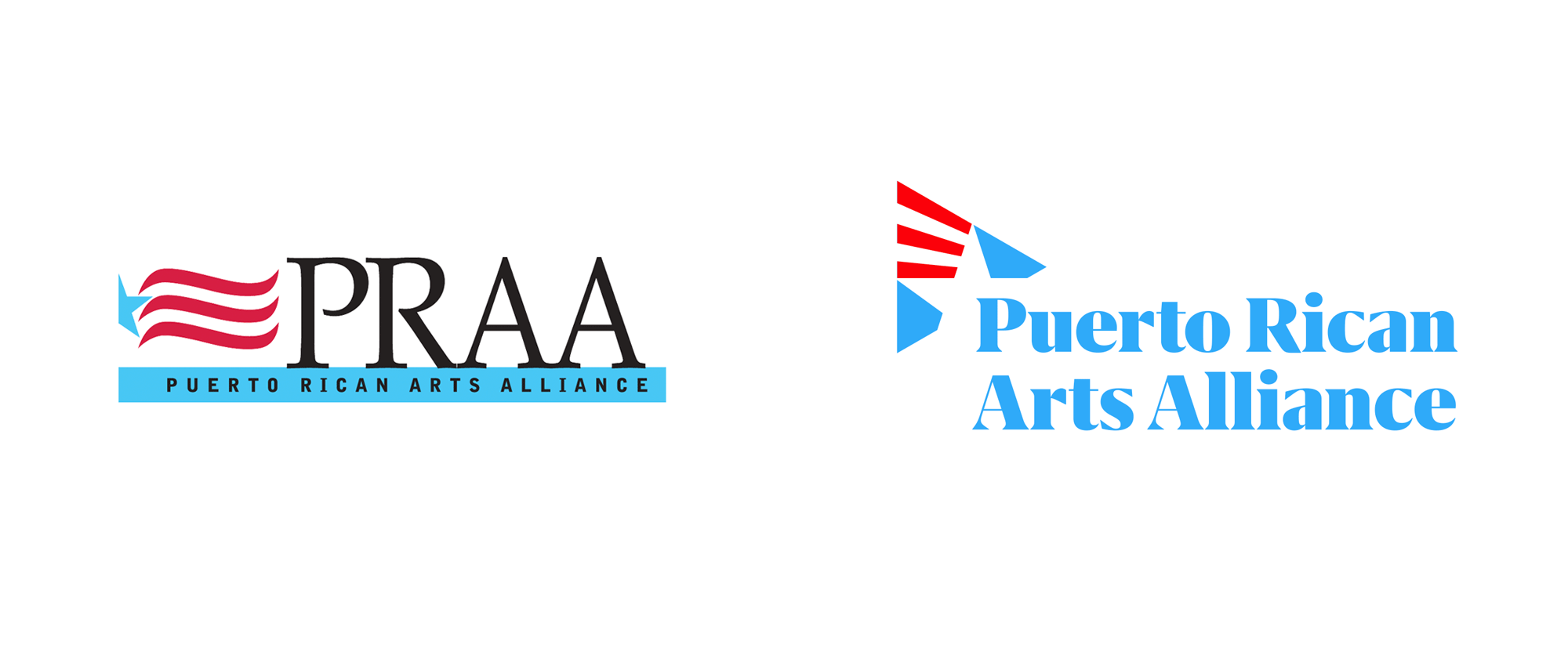 New Logo and Identity for Puerto Rican Arts Alliance by True Story