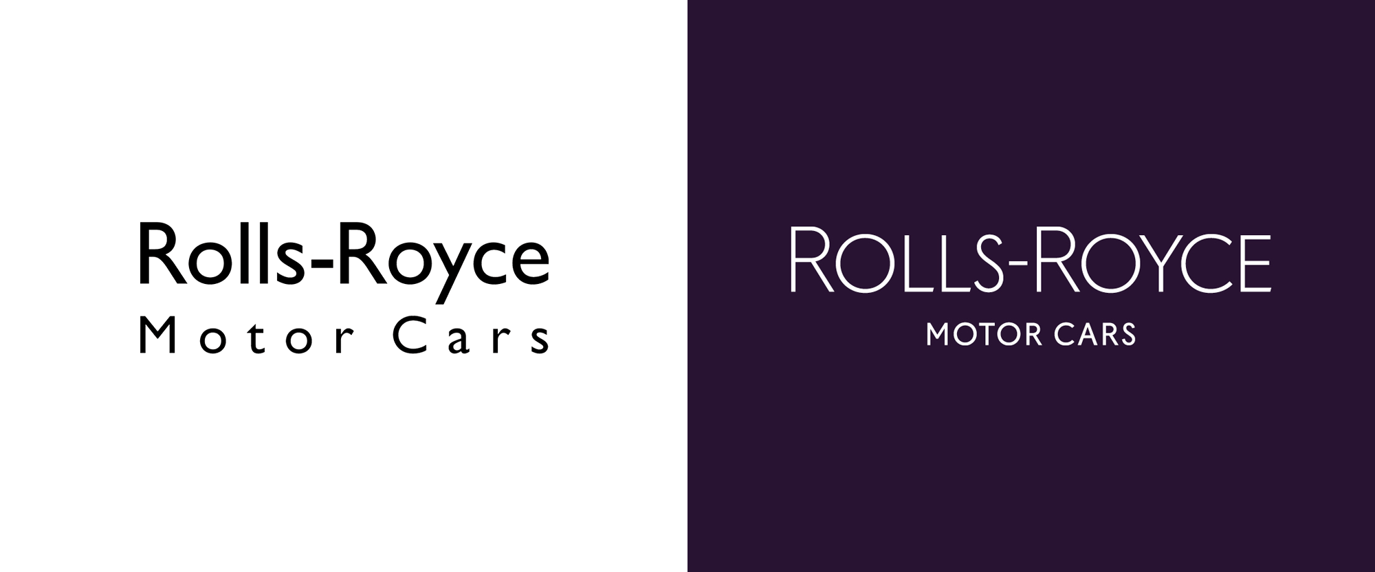 New Logo and Identity for Rolls-Royce by Pentagram