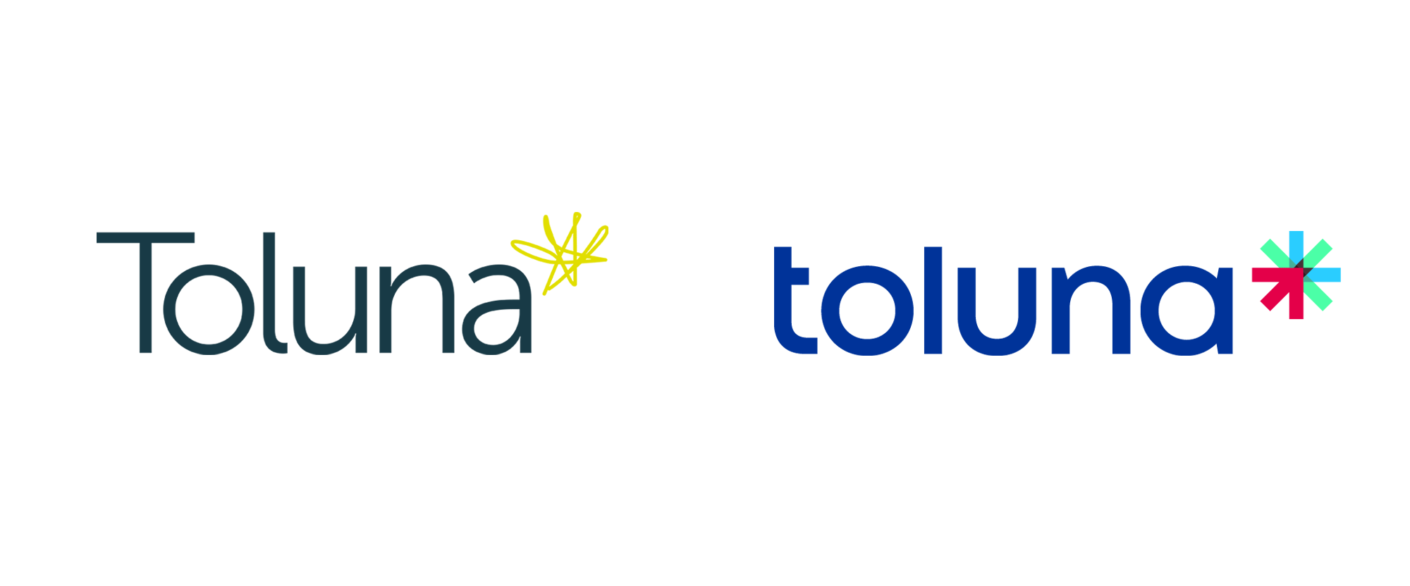 New Logo for Toluna