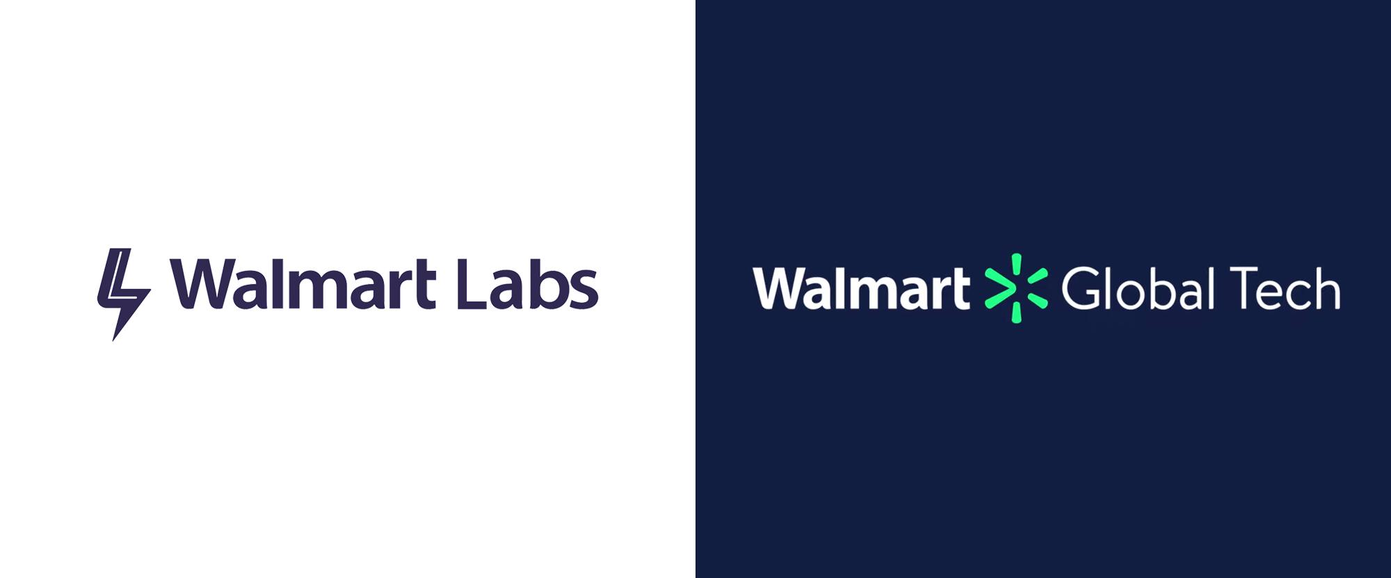 New Name and Logo for Walmart Global Tech
