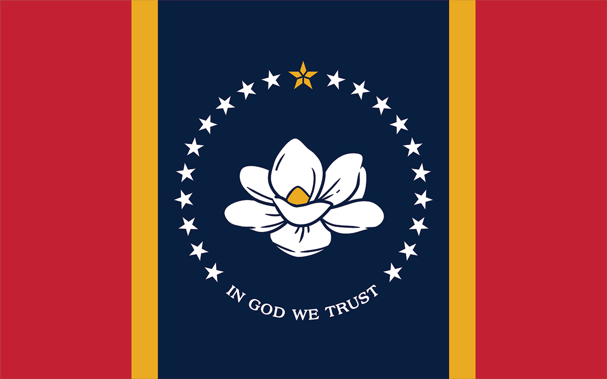 New Mississippi Flag Selected